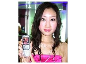 2004 北京電信展 (九) VK 搖控器手機曝光