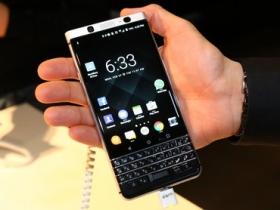 扎實握感、安卓體驗 BlackBerry KEYone 實機玩