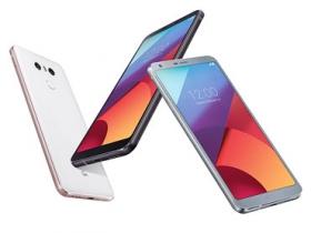 LG G6 搶先機,預購量破 4 萬