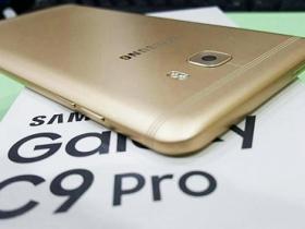 三星 Galaxy C9 Pro 正式到貨