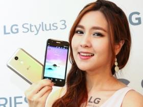 LG K10 / K8 / K4、Stylus 3 上市