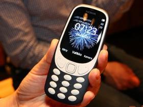 新版 Nokia 3310 可能會在台開賣
