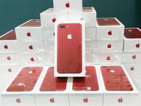 iPhone 7 紅色特別版 Apple 授權門市正式到貨