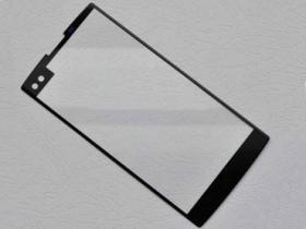 雙前鏡頭, LG V30 機身面板曝光