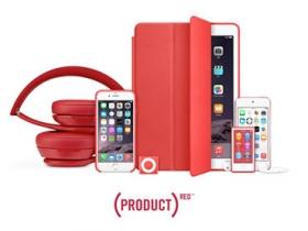 回顧蘋果 PRODUCT RED 產品