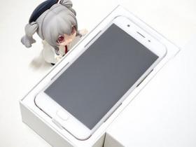開箱|OPPO A57 高 CP 值 5.2 吋自拍手機
