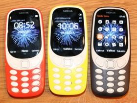 新版 Nokia 3310 未上市就被仿冒