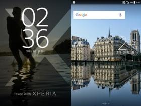 Sony 官方 Xperia 主題免費下載