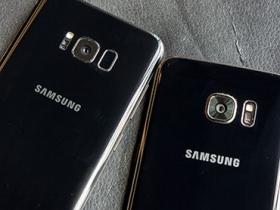 三星 S8、S7 Edge 雙機拍照對比