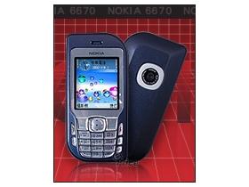 Nokia 6670 讓手機如同筆記型電腦