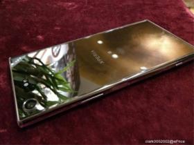 Xperia XZ Premium 螢幕真的很猛!