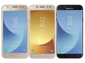 三星 Galaxy J 系列 2017 版本發表