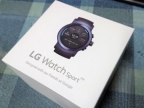 LG Watch Sport 簡易開箱分享