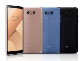 內建 128GB 容量,LG G6+ 發表