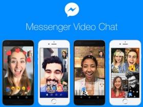 Messenger 更新,視訊花樣更多!