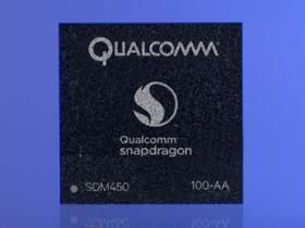 14nm 製程,高通發表 Snapdragon 450 中階機處理器