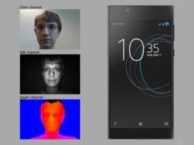 Sony 手機未來可能導 3D 臉部辨識