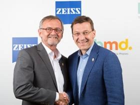 Nokia 將與蔡司光學技術獨家合作