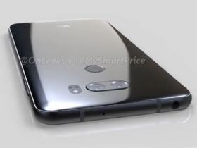 取消雙螢幕,LG V30 概念圖現身