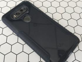 LG V20 ARZ 軟式保護殼入手