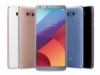 LG G6 新增極光藍、絲絨金款式