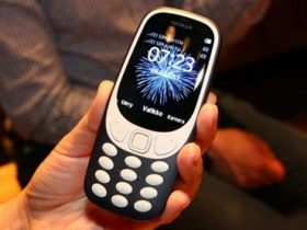 3G 版 Nokia 3310 將於 8 月亮相?