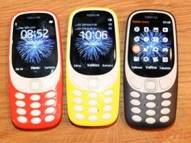歐洲電信商:Nokia 3310 有 3G 版