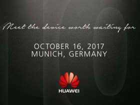 華為 Mate 10 預計 10/16  德國發表