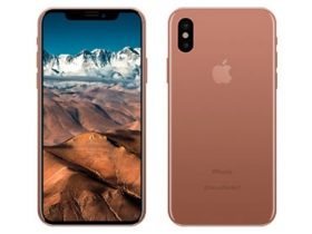iPhone 8 指紋辨識整合在電源鍵?