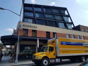 紐約 Samsung 837 體驗店巡禮