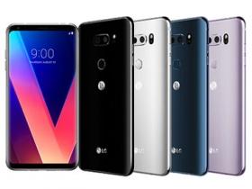 LG V30 四色產品圖發表前流出
