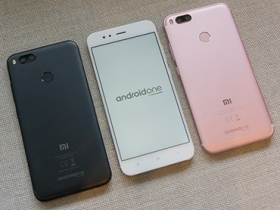 Android One 來襲 小米 A1 上手!