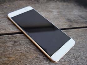 BenQ F55 美拍智慧機,前後千萬畫素機,萬元有找、可玩 Android Pay