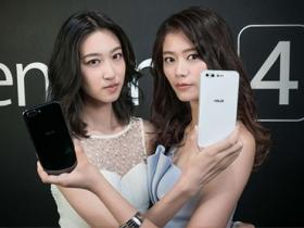 ZenFone 4 Pro、Max 雙機開賣