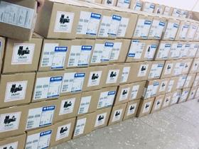 全台最大 二千支 iPhone 8「開箱」