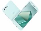 ZenFone 4 薄荷綠新色粉漾登場