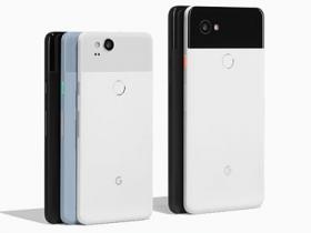 Google Pixel 2 可支援實體 SIM 卡