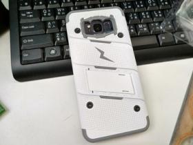 軍規保護 S8+:ZIZO 防摔手機殼