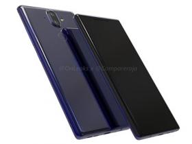 雙曲面螢幕,Nokia 9 概念圖曝光