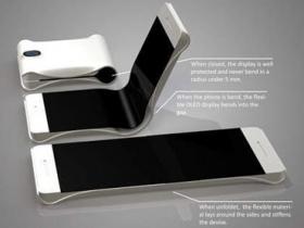 非三星獨家,傳聞指出 Apple 也在研發螢幕可折疊手機