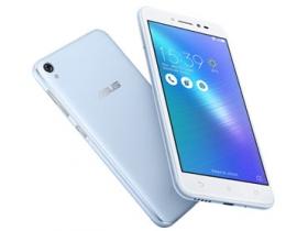 ZenFone Live 冰川藍新色上市