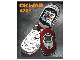 OKWAP 懶人機 A361 用說的就可通