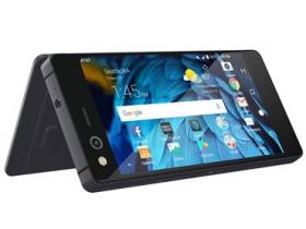 ZTE 攜手 AT&T 打造雙螢幕手機,Axon M 正反、攤平均可用