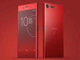 Sony XZP 鏡紅確定將在台灣開賣