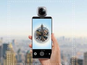 華為推 EnVizion 360 全景相機