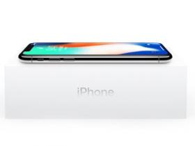 iPhone X 盒裝 99% 比例可回收