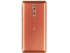 Nokia 8 光箔銅款式 11/1 開賣