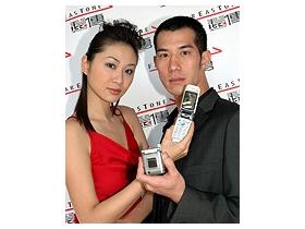 最小的照相手機  HITACHI  HTG-200  華麗精裝版