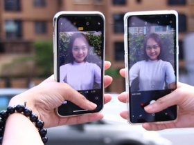 iPhone X「人像光線」這樣拍最美
