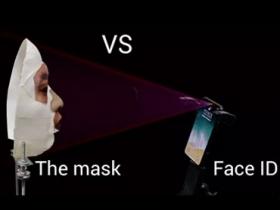 特製面具成功騙過 Face ID 解鎖